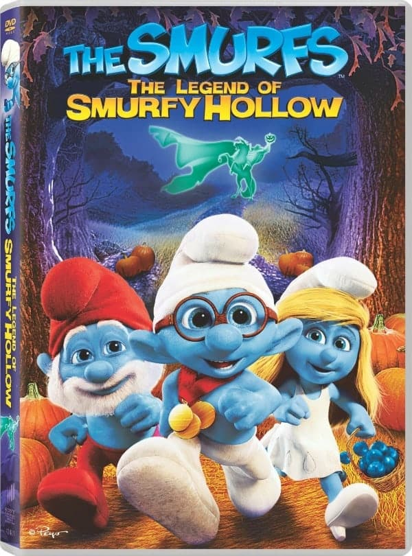 The Smurfs: The Legend of Smurfy Hollow DVD Review