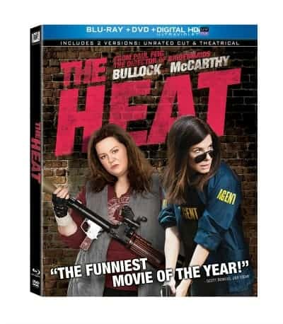 The Heat Blu-ray + DVD + Digital Copy Review