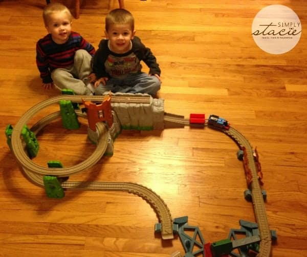 Thomas & Friends DVD & Trackmaster Review