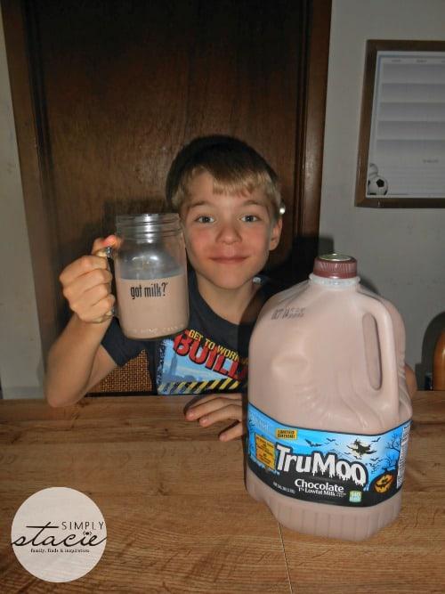 TruMoo Limited Edition Halloween Milks Review