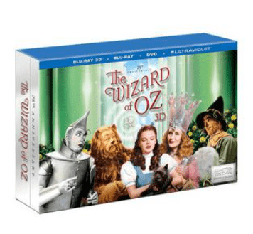 The Wizard of Oz 75th Anniversary Collector's Edition Review