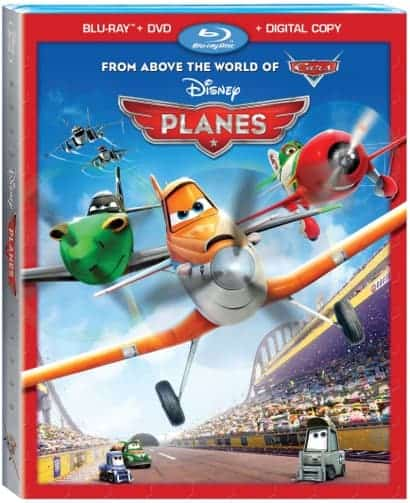 Disney's Planes Blu-ray Review #DisneyPlanesPremiere