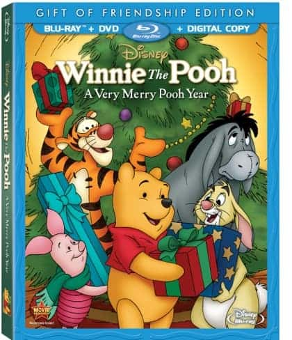 Winnie the Pooh: A Very Merry Pooh Year Blu-ray/DVD Combo Pack Review