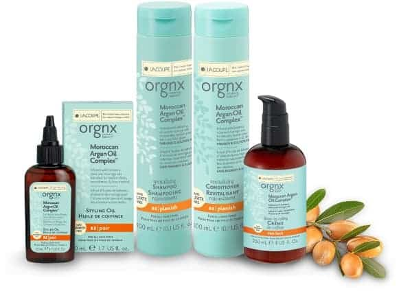 LaCoupe Orgnx Moroccan Argan Oil Giveaway