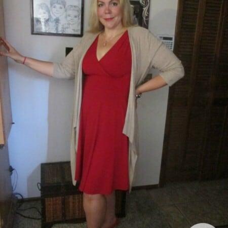 Karina Dresses Audrey Dress Review #Dresstacular