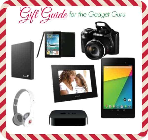 Holiday Gift Guide for the Gadget Guru