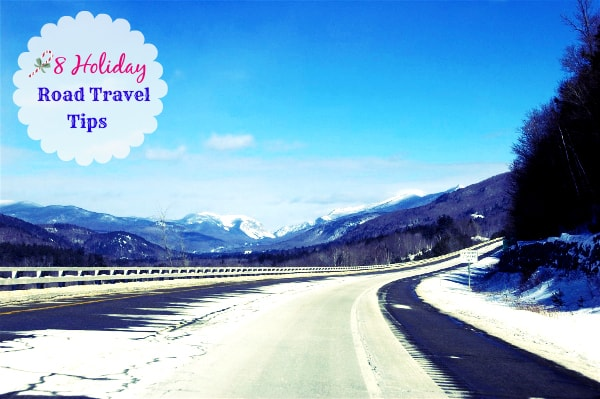 8 Holiday Road Travel Tips - Make your journey as smooth and stress-free as possible!