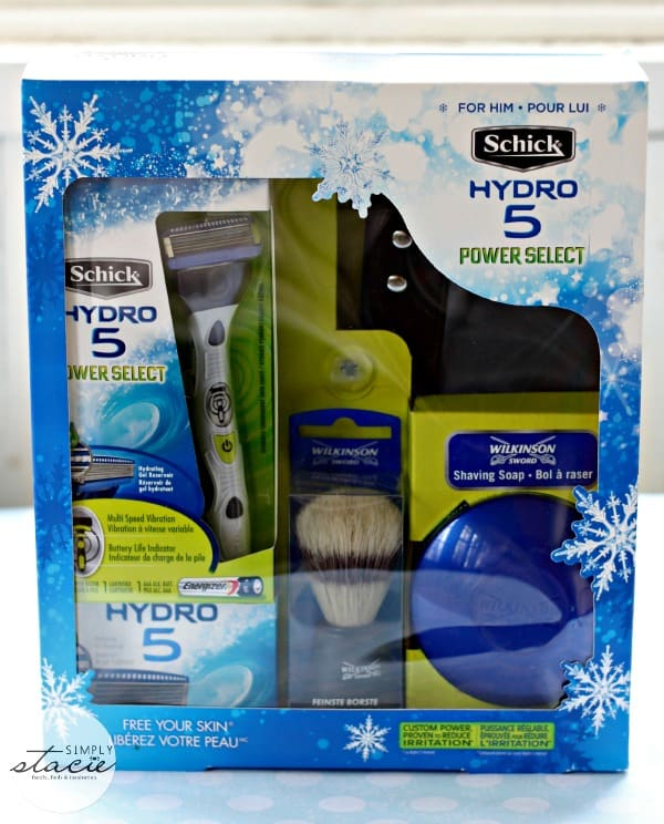 Schick Holiday Packs for Men Review