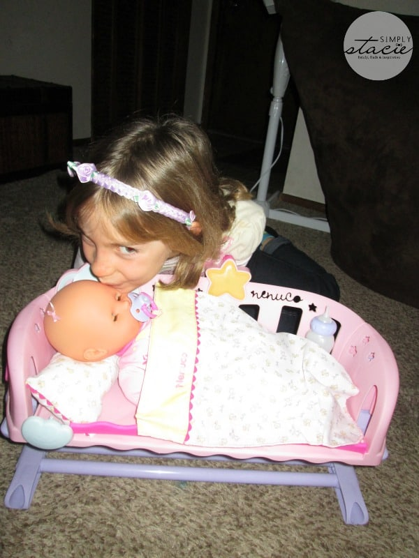 Nenuco Sleep With Me Baby Doll & Cradle Review