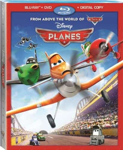 Disney's PLANES Blu-Ray Combo Pack Review