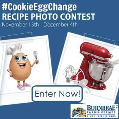 #CookieEggChange Recipe PhotoContest