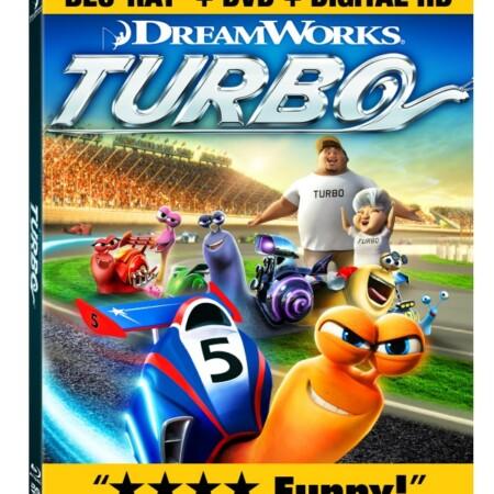 Turbo Blu-ray Giveaway (US & Can) #TurboFastFun