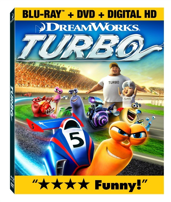 Turbo Blu-ray Giveaway (US & Can) #TurboFastFun