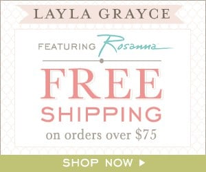 15% Off Holiday Gifts at Layla Grayce