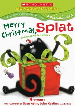 Merry Christmas, Splat DVD Review