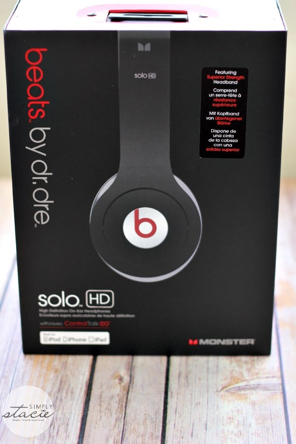 Beats by Dr. Dre Solo HD™ Headphones