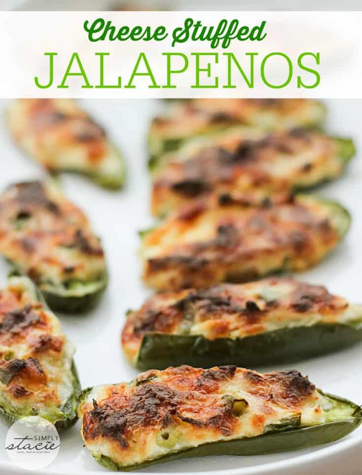 Cheese Stuffed Jalapenos