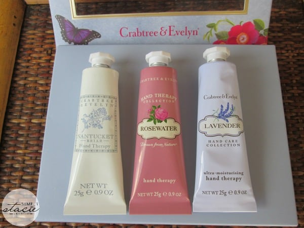 Crabtree & Evelyn Holiday 2013 Secret Garden Collection Review