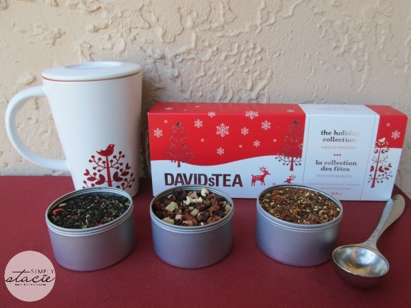 DAVIDsTEA Holiday Tea & Accessories Collection Review