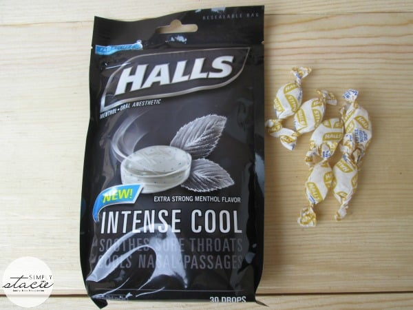 HALLS Extra Strong Menthol Throat Drops Review