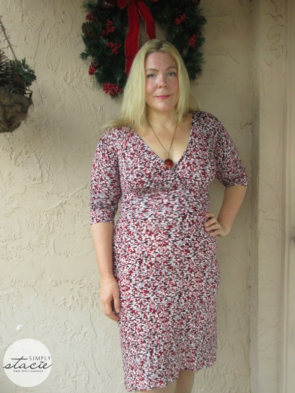 Karina Dresses Adrienne Dress Review #Dresstacular