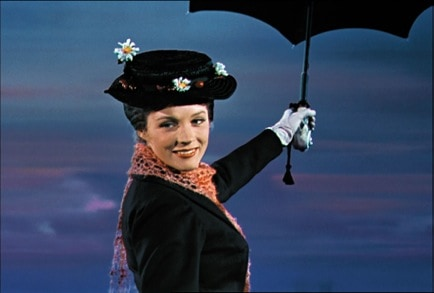 Mary Poppins 50th Anniversary Blu-ray + DVD Review