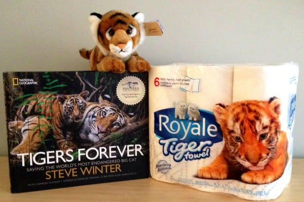 Royale Tiger Towels Giveaway