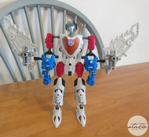 TRANSFORMERS CONSTRUCT-BOTS Review