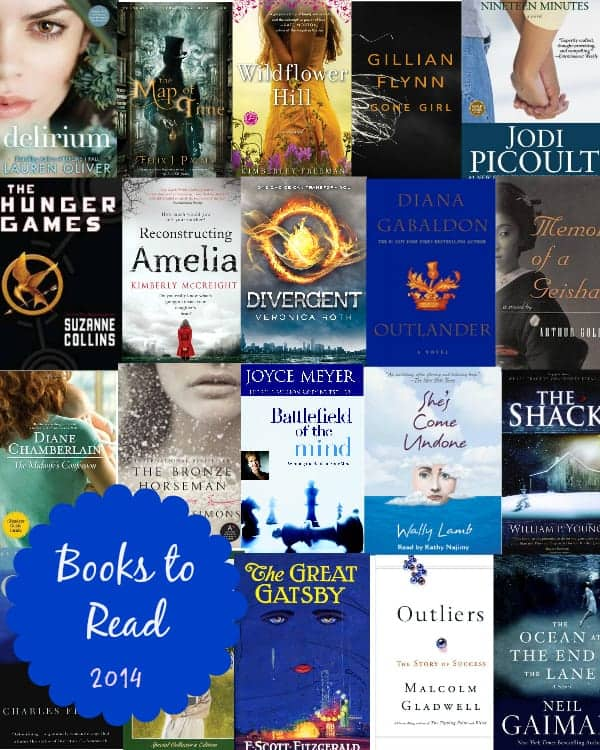 Books to Read in 2014 - Get your to-read list ready!