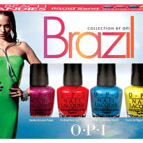 Brazil by OPI Collection