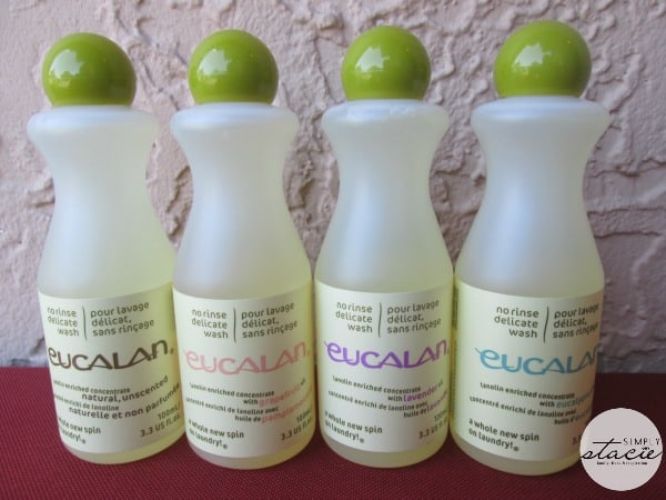 Eucalan No Rinse Delicate Wash Review