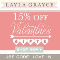 Layla Grayce Valentine's Day Sale
