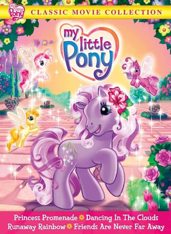 My Little Pony: Classic Movie Collection Review