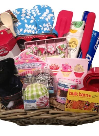 Bake a Difference on National Cupcake Day + Giveaway