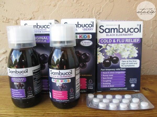 Sambucol Black Elderberry Review