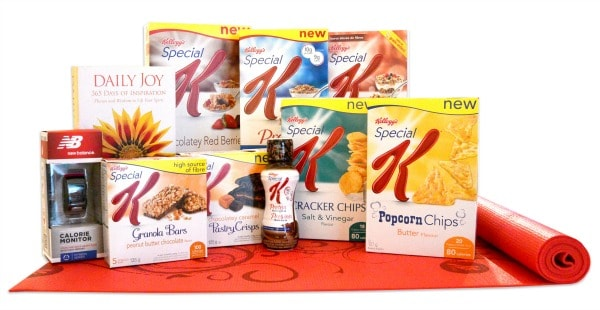 Special K prize pack
