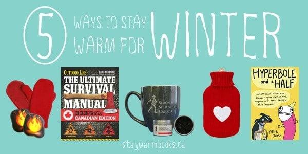 Win a Stay Warm Kit (