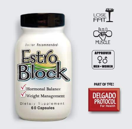 Fight Acne from the Inside with EstroBlock