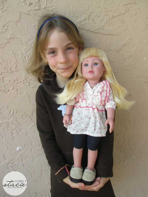 "Adora Friends 18"" Doll & Accessories Review"