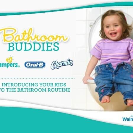 Bathroom Buddies Giveaway