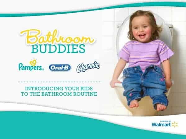 Bathroom Buddies Giveaway