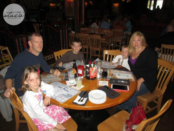 Crossroads at House of Blues Restaurants Review