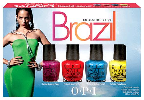 Brazil by OPI