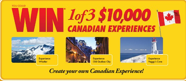 Uniquely Canadian Moments Contest