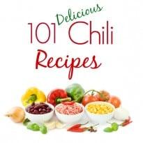 101 Delicious Chili Recipes