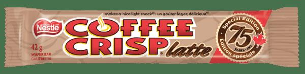 COFFEE CRISP Latte
