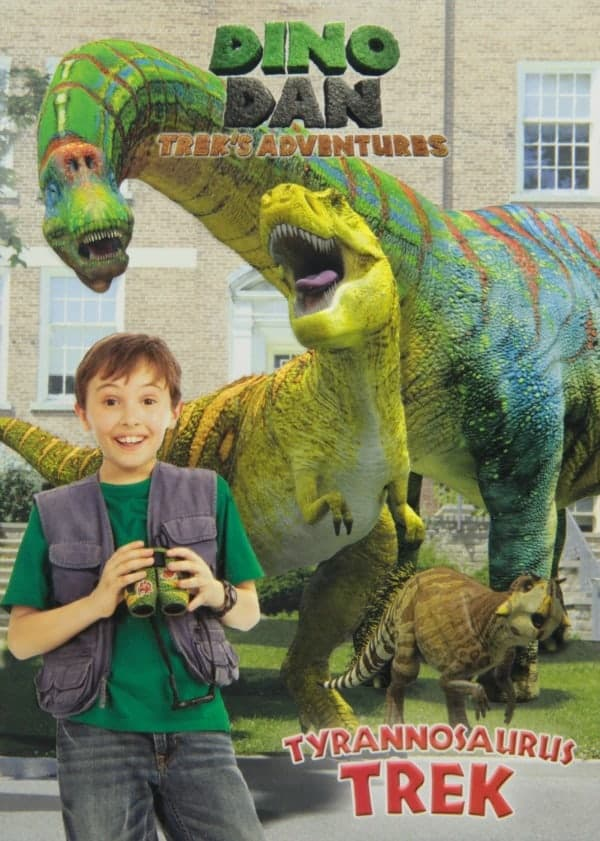 Dino Dan: Tyrannosaurus Trek DVD Review