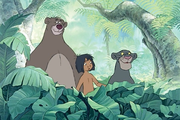 Disney's The Jungle Book Diamond Edition Blu-ray Combo Pack Review
