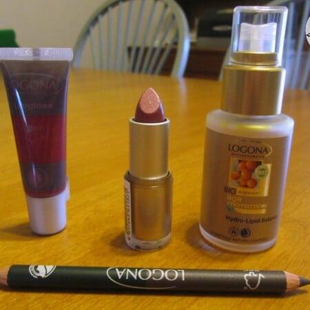 Logona All Natural Cosmetics Review