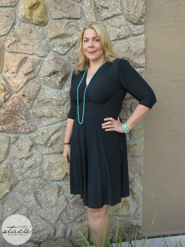 Karina Dresses Megan Dress Review #Dresstacular